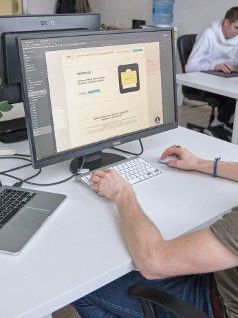 We design and prototype